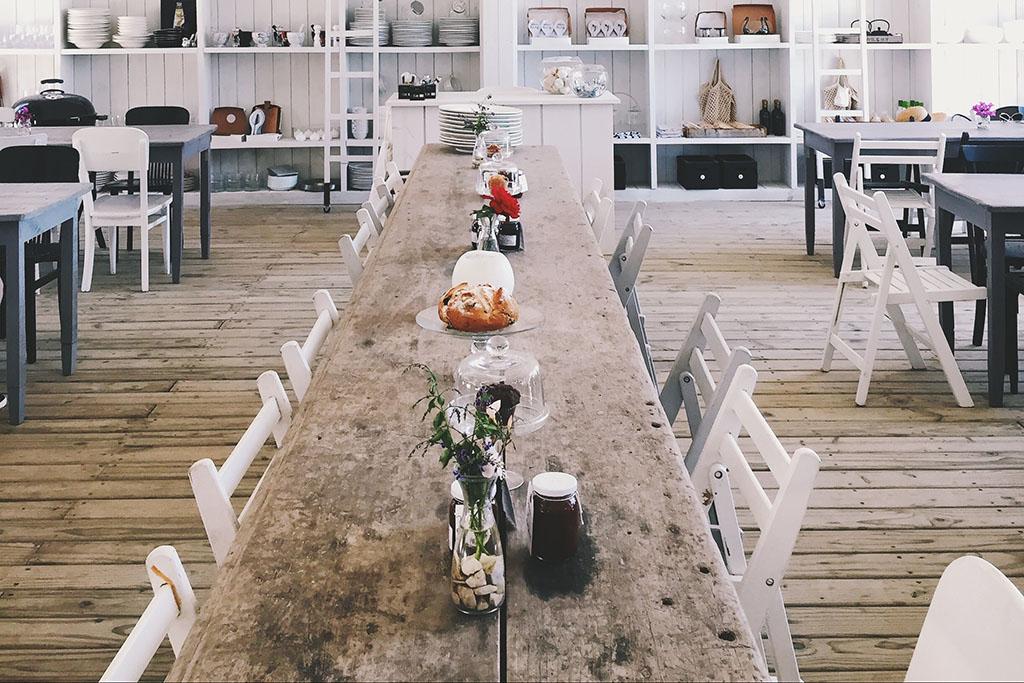 Stuhlwahl Restaurant Gastrolister